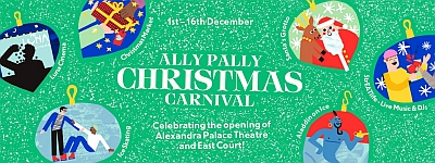 Christmas Carnival advert