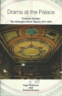 Book - Drama at the Palace - front cover